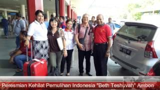 Peresmian KPI Beth Teshuvah Ambon Manise (Update)