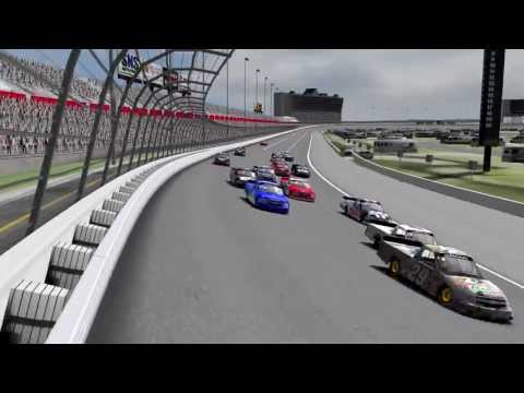 Arca Sim Racing X: Getting Lucky With Tire Strategy