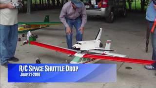 Video RC Space Shuttle Drop download MP3, 3GP, MP4, WEBM, AVI, FLV Juni 2018