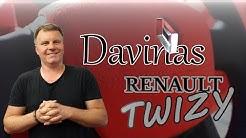 PRIOR-DESIGN   Der Renault Twizy ist Fertig - Das neue Auto für Davina Geiss