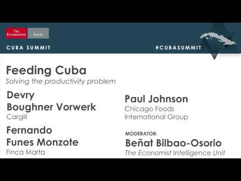Feeding Cuba: Solving the productivity problem