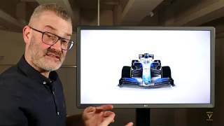 2019 F1 Williams analysed by Scarbs