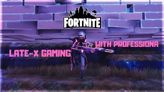 {2 WIN} Fortnite INDIA | SOLOS | Use Code : YT-LATE-X-GAMING