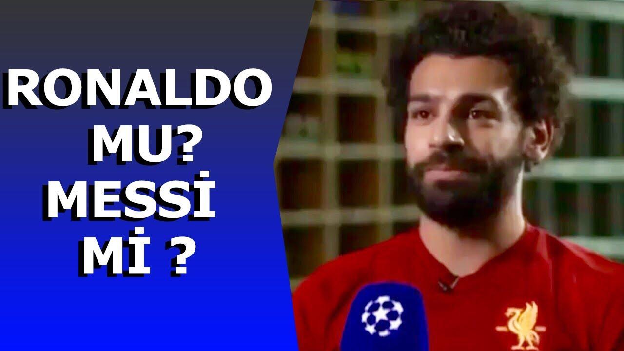 Messi mi Ronaldo Mu ?  BAKIN Ne Cevap Verdiler ?