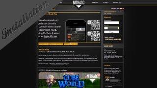 Minecraft Server über Nitrado.net + Wie man Dateien hoch lädt und alles einstellt [Reupload]