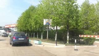 Проезд на склад(Проезд на склад суперконцентратов Алгамы. Поворот с МКАД на 31 км., 2011-05-13T18:46:06.000Z)
