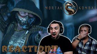 Mortal Kombat (2021) Movie REACTION!!