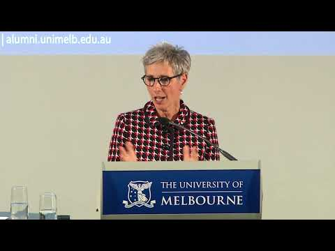 The MGSE October Lecture by Her Excellency, the Hon. Linda Dessau AC, Governor of Victoria
