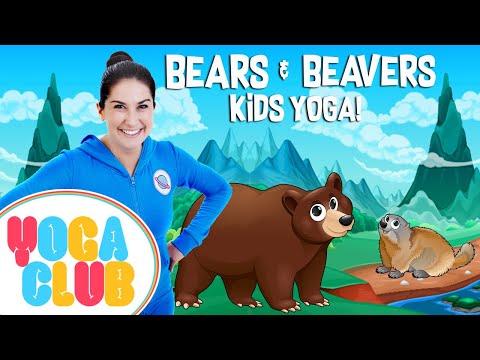 bears-and-beavers:-yoga-club-(week-2)-|-cosmic-kids