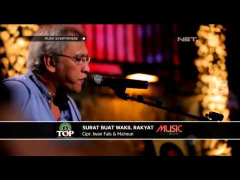Iwan Fals - Surat Buat Wakil Rakyat (Music Everywhere_Net Music)