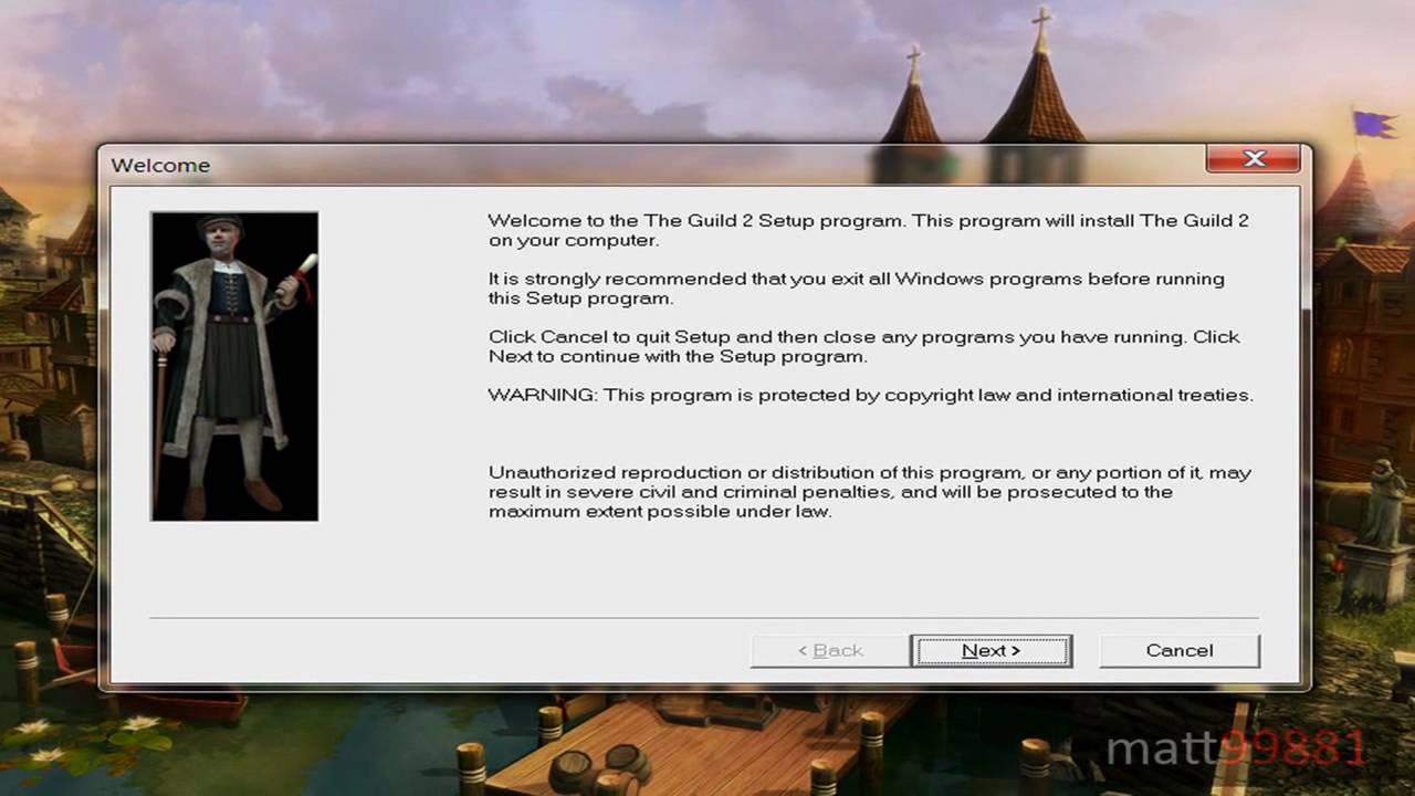 the guild 2 crack torrent