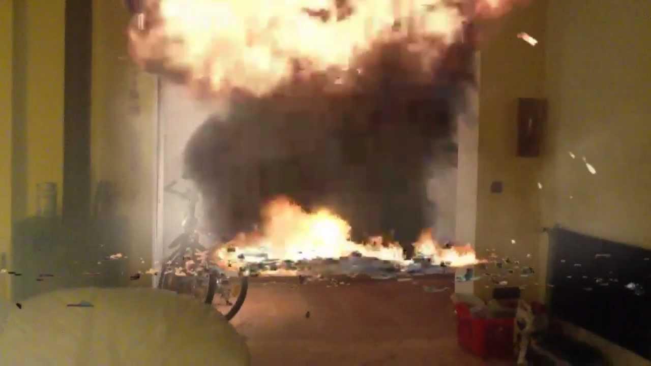 Mein Wohnzimmer Brennt