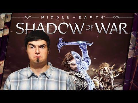 MIDDLE-EARTH: SHADOW OF WAR - ОБЗОР. ТЕСЛА НЕ ОДОБРЯЕТ!