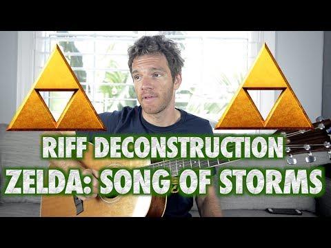 Riff Deconstruction: Legend of Zelda - Song of Storms