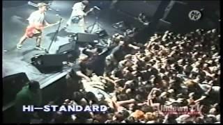 ヌンチャク解散ライブの時の動画です。