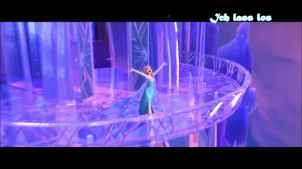 【Reshira】Die Eiskönigin - Ich lass los - YouTube