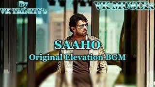 SAAHO BANG Original & Unlisted Full Dolby Hq Bgm ll Prabhas ll Gibhran ll Sujeeth ll Shraddha ll
