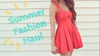 Summer 2013 Clothing Haul: MissKL, H&M, Sheinside etc.