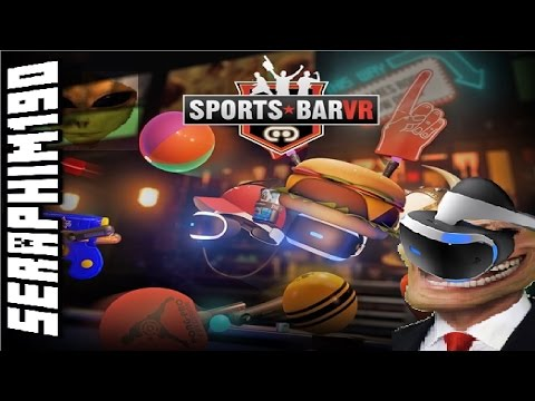 Sports Bar VR Hangout - PlayStation Network Live