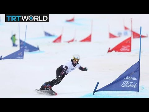 FIS Snowboard World Cup in Kayseri