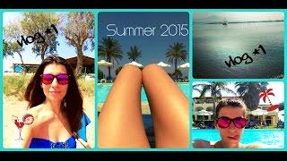 Влог №1 Мой отпуск. (отель, номер, море) Grecotel Lakopetra Beach. Пелопоннес. Греция .(Всем, привет! Небольшой влог из моего отпуска! прошу прощения за качество видео( давно пора менять видеоред..., 2015-07-22T10:00:01.000Z)