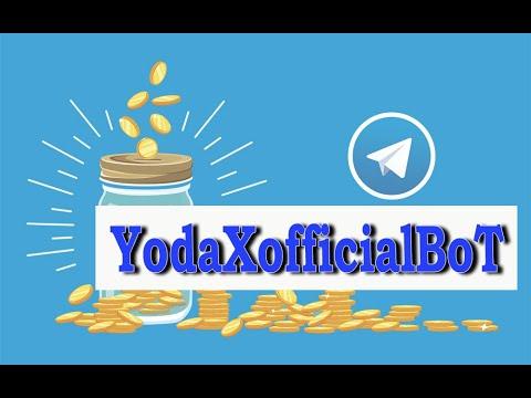 Обзор YodaXofficialBoT 23