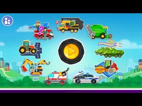 VEHICLES MAKING GAME- FOR KIDS | KIDS TRANSLATION GAME | |