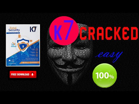 How to download K7 anti-virus for free:Easy
