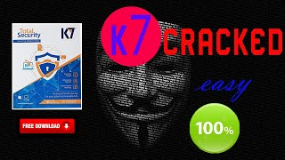 how to download k7 anti virus for free easy