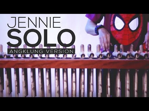 Jennie - Solo (Angklung Version)