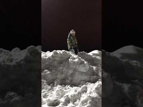 Прыжок с горы