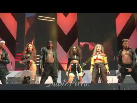 Little Mix - Touch/Reggaeton Lento (Summer Hits Tour) Hove 6/7/18