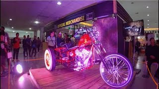 MotoVLog - Touring Dari Dieng ke Kustomfest 2017 Jogja