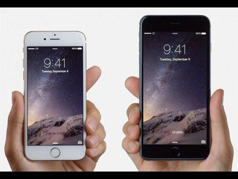 Mobilarena TV: mindkét iPhone 6 megjött