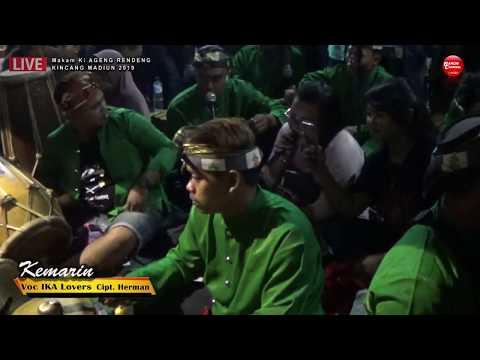Lagu Paling Sedih 2019 KEMARIN Cover Jaranan Voc IKA Lovers - New SABDO MANGGOLO Live MADIUN