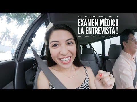 EXAMEN MEDICO Y ENTREVISTA EN LA EMBAJADA DE ESTADOS UNIDOS VISA K1 (PARTE 2)