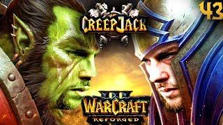 Der verlorene Bruder ist zurück | Creepjack - Warcraft 3 Reforged #43 mit Florentin & Jannes