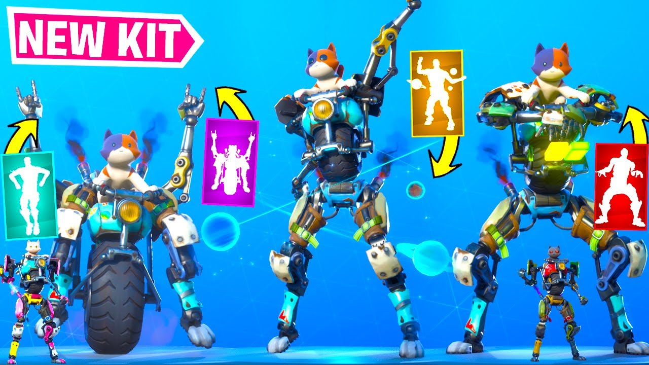 New Kit Skin Mecha Meowslces Showcase With Best Fortnite Dances Emotes Chapter 2 Season 3 Skin Youtube You and your friends will lead a group of heroes to reclaim and rebuild a homeland that has been left. new kit skin mecha meowslces showcase with best fortnite dances emotes chapter 2 season 3 skin