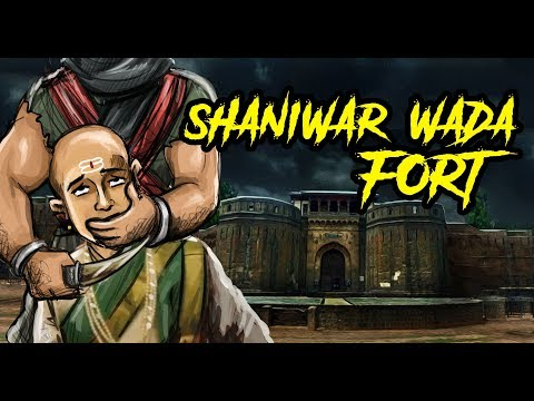 Shaniwar Wada Pune | Horror Story in Hindi | Khooni Monday E13🔥🔥🔥