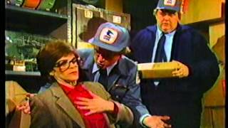 Post Office skit with Gilda Radner & John Candy