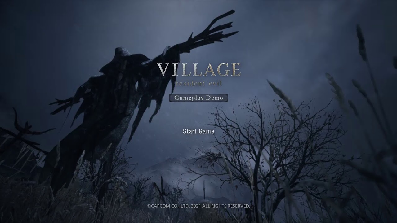 May 3, 2021 at 03:50PM Resident Evil: Village | Gameplay Demo