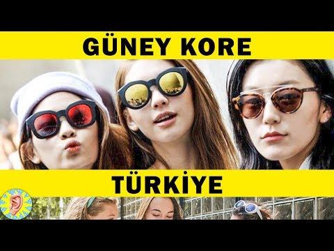 Güney Kore ve Türkiye Arasındaki 8 İnanılmaz Benzerlik