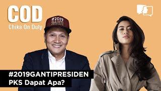 Download Video #2019GANTIPRESIDEN PKS DAPAT APA? - Chika On Duty (ft. Mardani Ali Sera) MP3 3GP MP4
