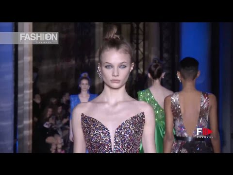 ZUHAIR MURAD Haute Couture Spring Summer Full Show 2017 Paris by Fashion Channel