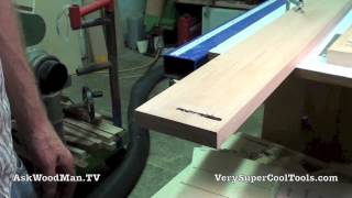 47 How To Build A Bed • Mortising Headboard Top