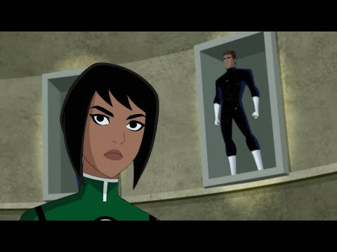 "Justice League vs. The Fatal Five - ""Legion Museum"" (Exclusive) from YouTube · Duration:  1 minutes 15 seconds"