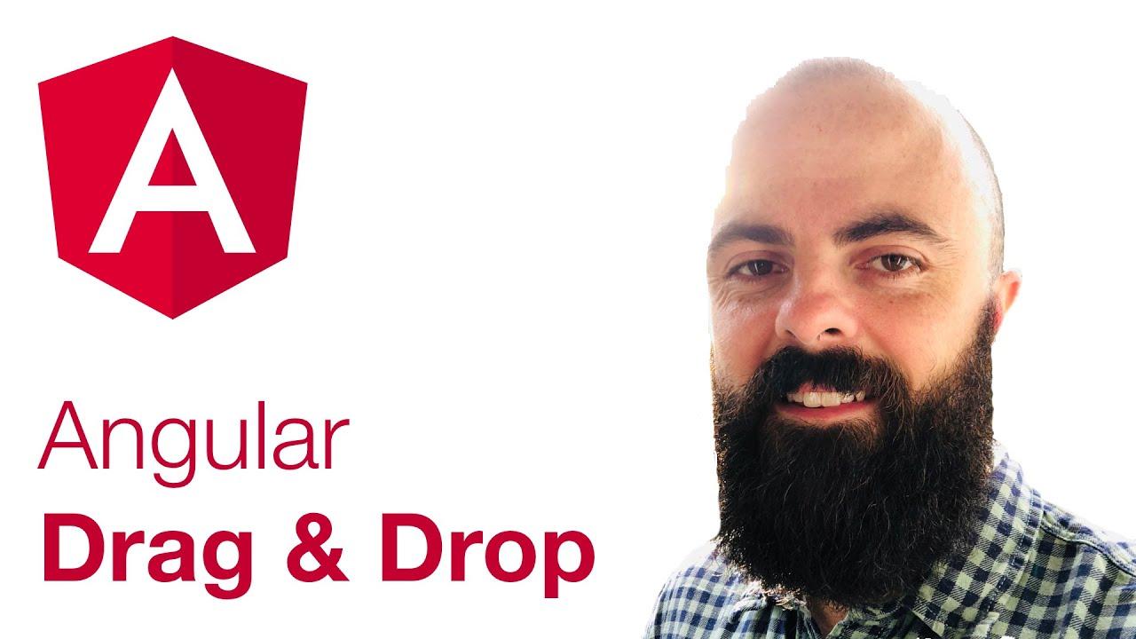 Learn how to Drag & Drop items in Angular 7 - Sam Orgill - Medium