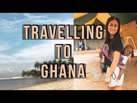 Your Travel Guide to Ghana - Food, Packing and Why You Should Visit! #travel #ghana