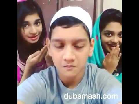 Assalamualaikum Walaikumassalam..... Bast cute girl on left