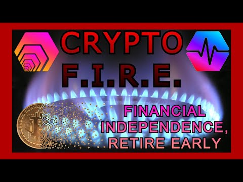 Crypto F.I.R.E. (Financial Independence - Retire Early) with HEX | Mati Allin Live w/ Chrispy
